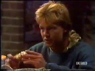 Scott Robinson in Neighbours Episode 0480