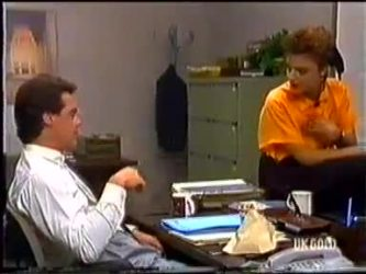 Paul Robinson, Gail Robinson in Neighbours Episode 0480
