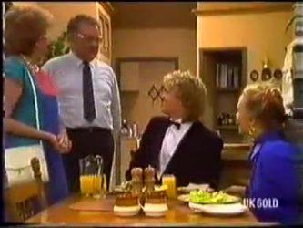 Madge Bishop, Harold Bishop, Henry Ramsay, Sue Parker in Neighbours Episode 0480