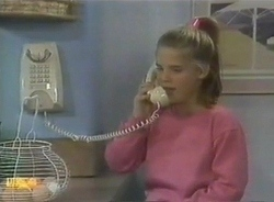 Katie Landers in Neighbours Episode 0775