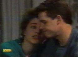 Gail Robinson, Paul Robinson in Neighbours Episode 0777