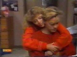 Charlene Robinson, Scott Robinson in Neighbours Episode 0777