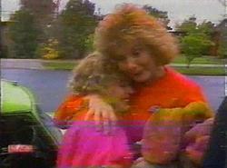 Charlene Robinson, Madge Bishop in Neighbours Episode 0777