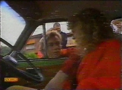 Scott Robinson, Charlene Robinson in Neighbours Episode 0777