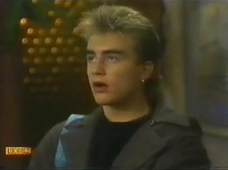 Nick Page in Neighbours Episode 0779