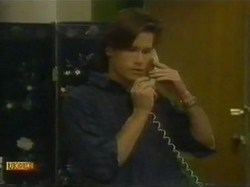 Mike Young in Neighbours Episode 0779