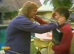 Henry Ramsay, Todd Landers in Neighbours Episode 0779