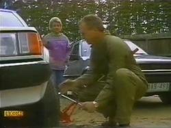 Helen Daniels, Jim Robinson in Neighbours Episode 0779