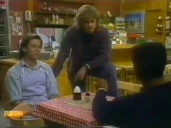 Mike Young, Henry Ramsay, Pete Baxter in Neighbours Episode 0779