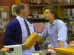 Harold Bishop, Mike Young in Neighbours Episode 0780
