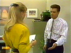 Jane Harris, Paul Robinson in Neighbours Episode 0780