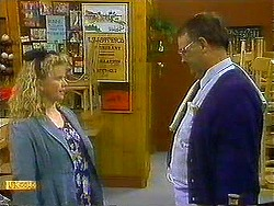 Sharon Davies, Harold Bishop in Neighbours Episode 0780