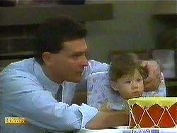 Des Clarke, Jamie Clarke in Neighbours Episode 0781