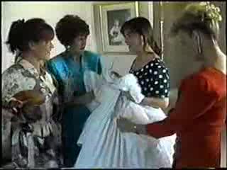 Caroline Alessi, Margaret Alessi, Christina Alessi, Helen Daniels in Neighbours Episode 1371
