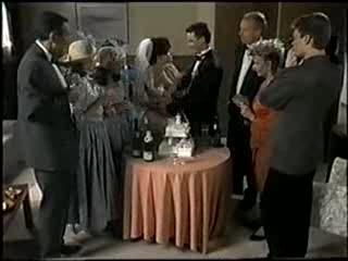 Frank Alessi, Margaret Alessi, Caroline Alessi, Christina Robinson, Paul Robinson, Jim Robinson, Helen Daniels, Adam Willis in Neighbours Episode 1371