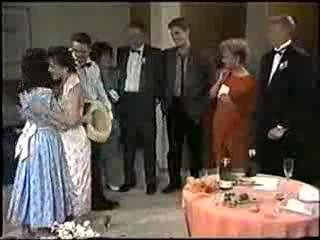 Caroline Alessi, Christina Robinson, Paul Robinson, Margaret Alessi, Frank Alessi, Adam Willis, Helen Daniels, Jim Robinson in Neighbours Episode 1371