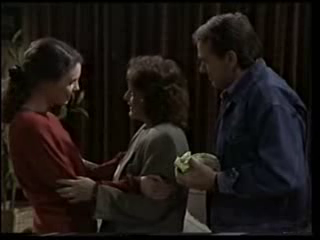 Gaby Willis, Pam Willis, Doug Willis in Neighbours Episode 1501