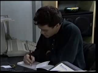 Paul Robinson in Neighbours Episode 1501