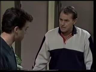 Paul Robinson, Doug Willis in Neighbours Episode 1501