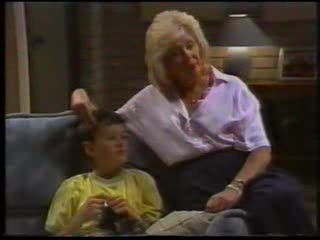 Toby Mangel, Madge Bishop in Neighbours Episode 1592