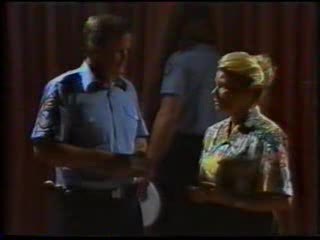 Sergeant Bowen, Police Officer, Helen Daniels in Neighbours Episode 1592