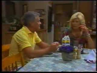 Lou Carpenter, Madge Bishop in Neighbours Episode 1592