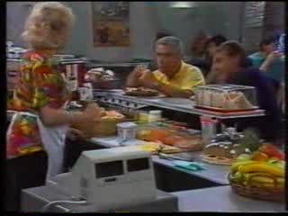 Brenda Riley, Lou Carpenter, Doug Willis in Neighbours Episode 1592