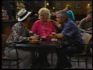 Max Morton, Brenda Riley, Lou Carpenter in Neighbours Episode 1592