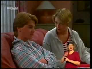 Brett Stark, Danni Stark in Neighbours Episode 2306