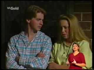 Brett Stark, Libby Kennedy in Neighbours Episode 2306