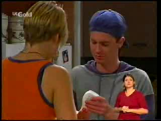 Danni Stark, Brett Stark in Neighbours Episode 2306