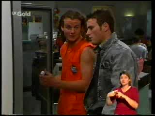 Toadie Rebecchi, Stonie Rebecchi in Neighbours Episode 2306