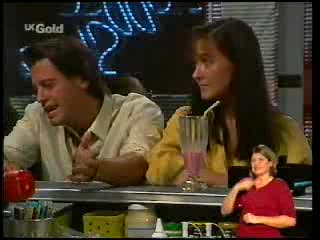 Rick Alessi, Susan Kennedy in Neighbours Episode 2306