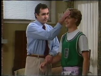 Karl Kennedy, Billy Kennedy in Neighbours Episode 2342