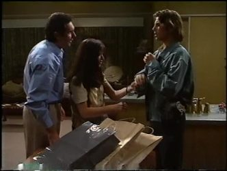 Karl Kennedy, Susan Kennedy, Malcolm Kennedy in Neighbours Episode 2342