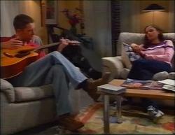 Ben Atkins, Caitlin Atkins in Neighbours Episode 2961