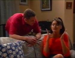 Ben Atkins, Sarah Beaumont in Neighbours Episode 2961