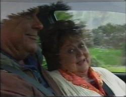 Lou Carpenter, Marlene Kratz in Neighbours Episode 2961