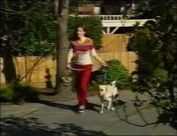 Anne Wilkinson, Bonnie in Neighbours Episode 2961