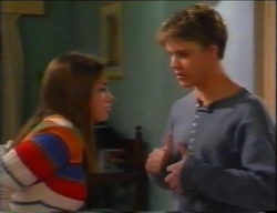 Anne Wilkinson, Billy Kennedy in Neighbours Episode 2962