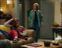 Ruth Wilkinson, Anne Wilkinson in Neighbours Episode 2962