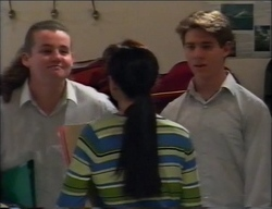 Toadie Rebecchi, Susan Kennedy, Lance Wilkinson in Neighbours Episode 2963
