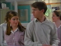Anne Wilkinson, Lance Wilkinson in Neighbours Episode 2963