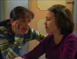 Susan Kennedy, Libby Kennedy in Neighbours Episode 2963
