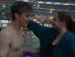 Billy Kennedy, Caitlin Atkins in Neighbours Episode 2963