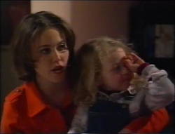 Libby Kennedy, Louise Carpenter (Lolly) in Neighbours Episode 2964