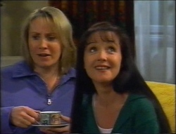 Ruth Wilkinson, Susan Kennedy in Neighbours Episode 2964