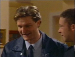 Garry Allen, Ben Atkins in Neighbours Episode 2964