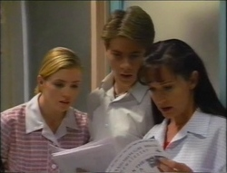 Amy Greenwood, Lance Wilkinson, Susan Kennedy in Neighbours Episode 2964