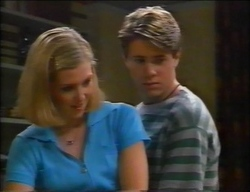 Amy Greenwood, Lance Wilkinson in Neighbours Episode 2966